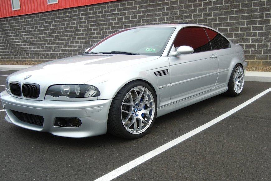 BMW E46 M3 BUILD
