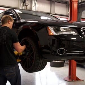 BMW WHEEL TIRE CHANGE