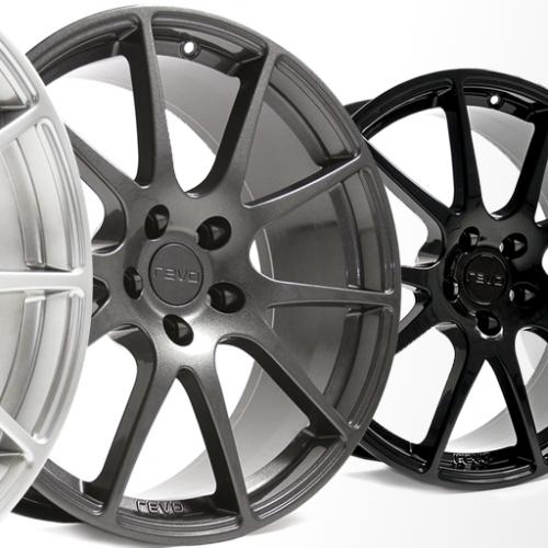 Wheels - Cast